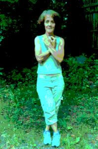 cross midline brain balance hook-up pose
