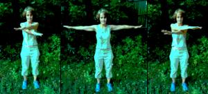 Cross-Body Arm Swing Exercises